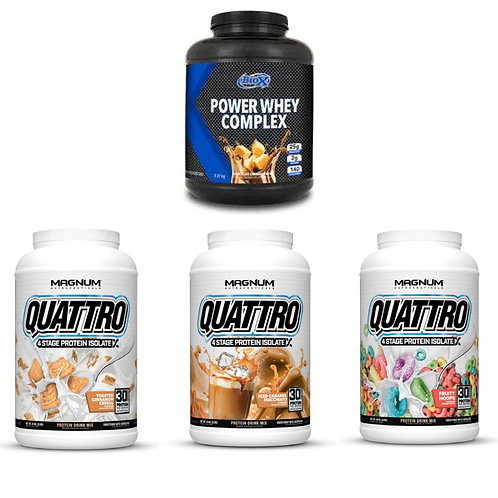 Sweet Breakfast Protein Pack