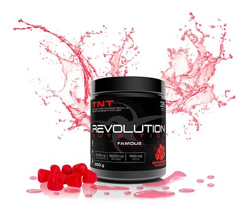 Revolution Nutrition TNT Red Raspberries (300g tub)
