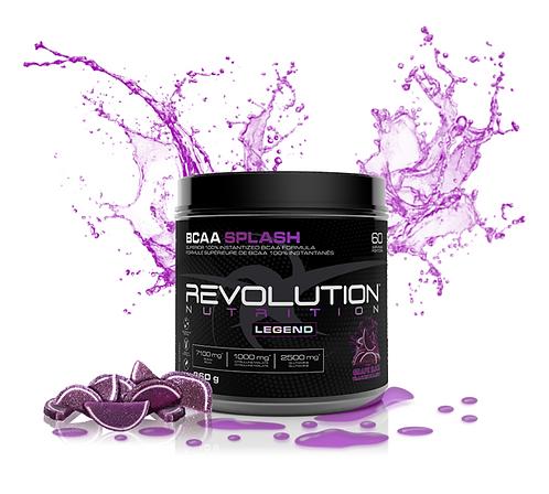 Revolution Nutrition BCAA Splash Grape Slice (3600g tub)