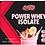 Thumbnail: BioX Performance Nutrition Power Whey Isolate Strawberry Banana (2.27kg tub)