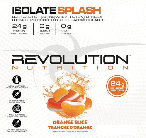 Revolution Nutrition Whey Isolate Splash Orange Slice (1+ servings)