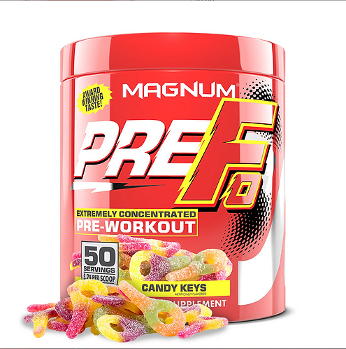 Magnum Nutraceuticals Pre-Fo Candy Keys (290g tub)