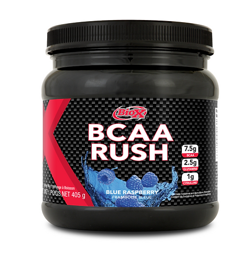 BioX Performance Nutrition BCAA Rush (405g tub)