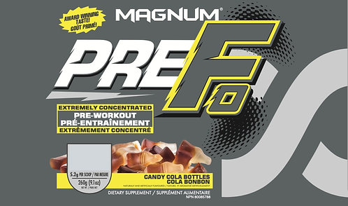 Magnum Nutraceuticals Pre-Fo Candy Cola Bottles (1+ servings)