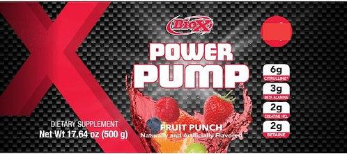 BioX Power Pump Fruit Punch (1+ servings)