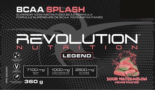 Revolution Nutrition BCAA Splash Sour Watermelon (1+ servings)
