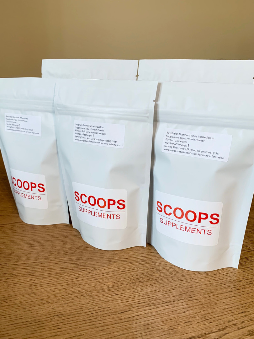 Scoops Supplements
