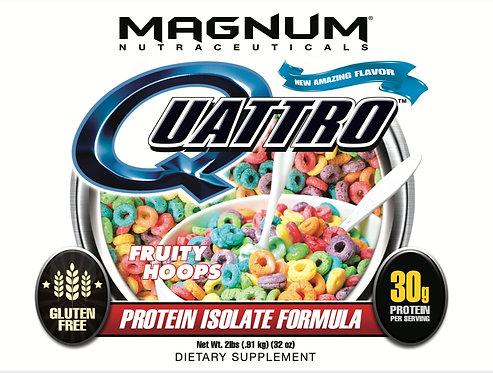 Magnum Nutraceuticals Quattro Fruity Hoops (1+ servings)