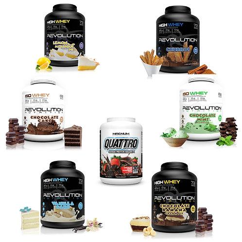Dessert Protein Pack