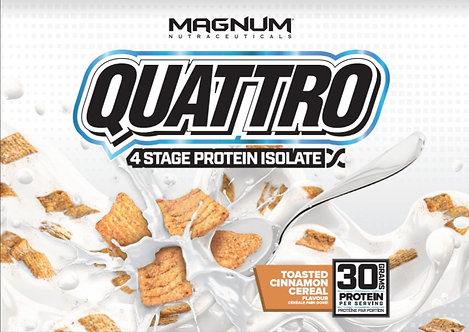 Magnum Nutraceuticals Quattro Toasted Cinnamon Cereal (1+ servings)
