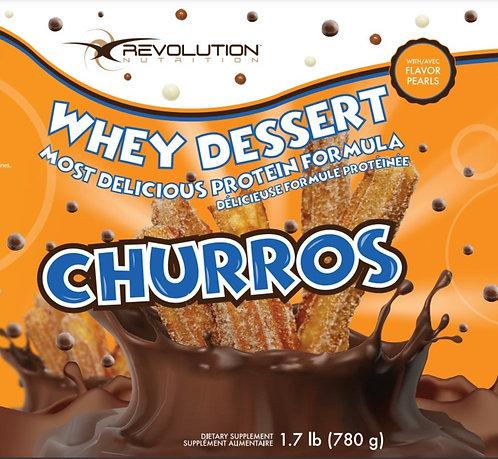 Revolution Nutrition Whey Dessert Churros (1+ Servings)