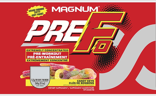 Magnum Nutraceuticals Pre-Fo Candy Keys (1+ servings)