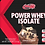 Thumbnail: BioX Power Whey Isolate Cookies & Cream (1 + servings)