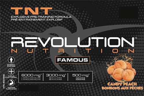 Revolution Nutrition TNT Candy Peach (1+ servings)