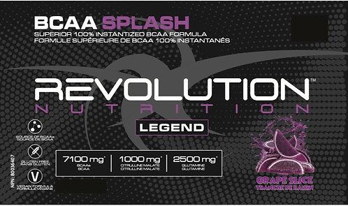 Revolution Nutrition BCAA Splash Grape Slice (1+ servings)