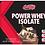 Thumbnail: BioX Performance Nutrition Power Whey Isolate Cookies & Cream (2.27kg tub)