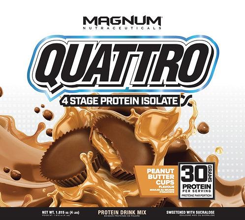 Magnum Nutraceuticals Quattro Peanut Butter Cups (1+ servings)