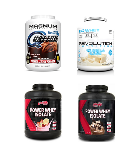 Protein Beginner Pack