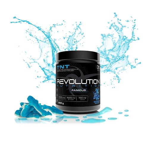 Revolution Nutrition TNT Blue Shark (300g tub)