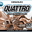 Thumbnail: Magnum Nutraceuticals Quattro Chocolate Love (4lbs tub)