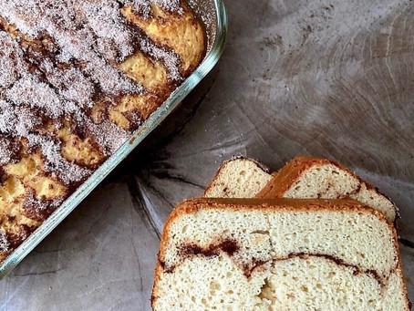 Protein Cinnamon Bread