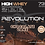 Thumbnail: Revolution Nutrition High Whey Chocolate Cake (1+ servings)