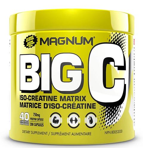 Magnum Nutraceuticals Big C (40 servings)