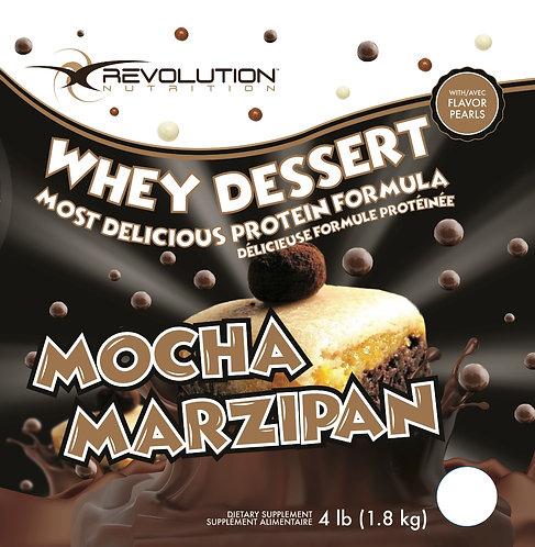 Revolution Nutrition Whey Dessert Mocha Marzipan (1+ servings)