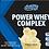 Thumbnail: BioX Power Whey Complex Banana Cream (1 + servings)