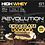 Thumbnail: Revolution Nutrition High Whey Chocolate Banana Cream Pie (1+ servings)