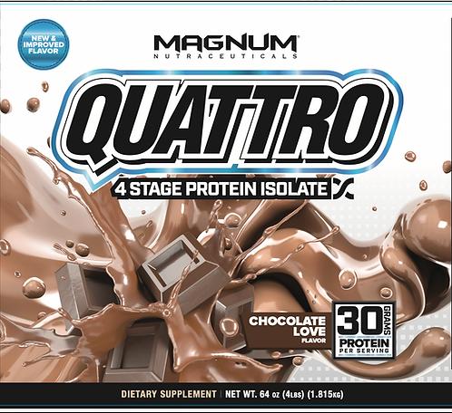 Magnum Nutraceuticals Quattro Chocolate Love (1+ servings)