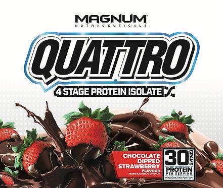 Magnum Nutraceuticals Quattro Chocolate Dipped Strawberry (1+ servings)
