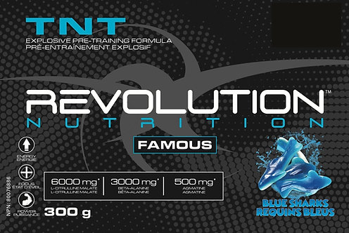 Revolution Nutrition TNT Blue Shark (1+ servings)