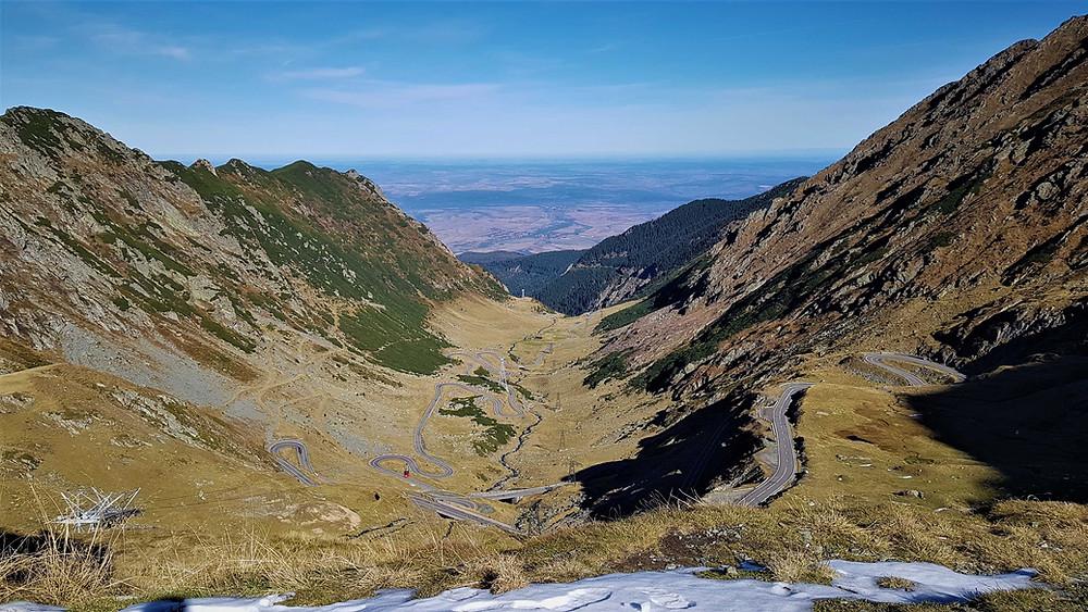כביש הטראנספרגאשן ברומניה