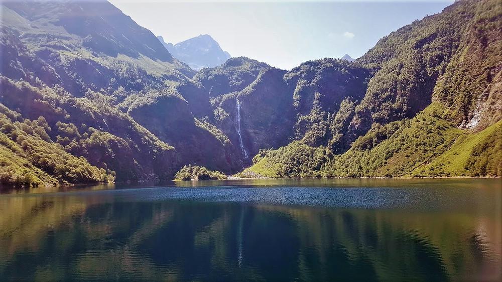 lac d'oo בפירינאים הצרפתיים