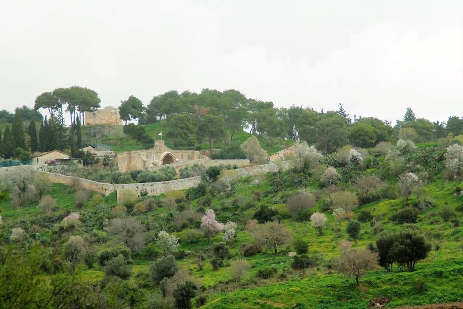 קבר יהודה נשיא בציפורי