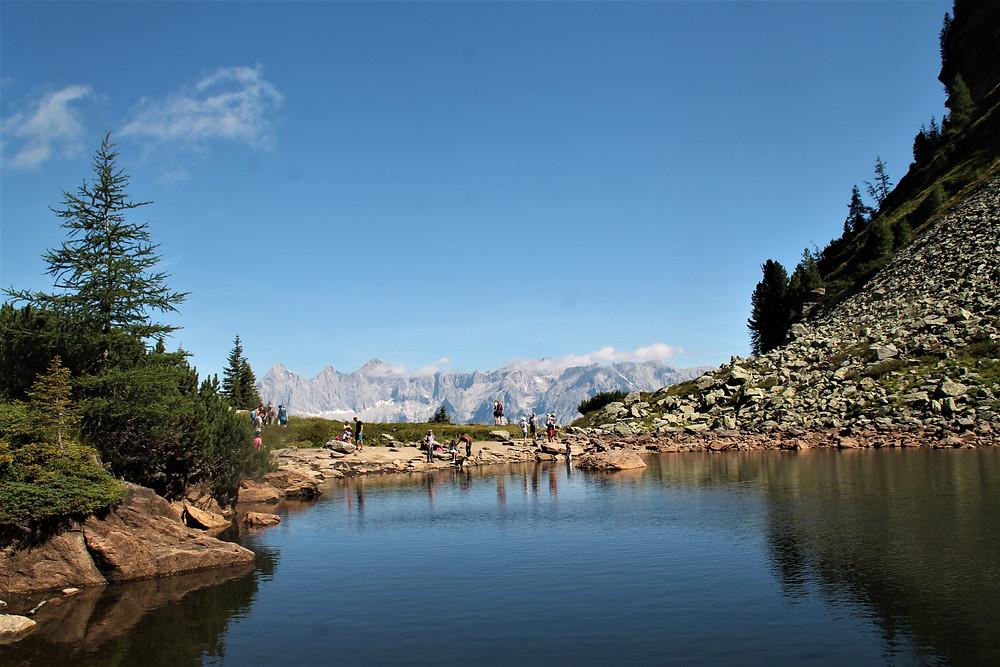 אגם שפיגלסי באוסטריה