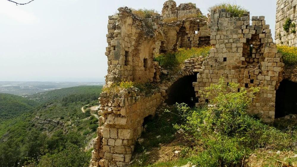 מבצר יחיעם בגליל המערבי