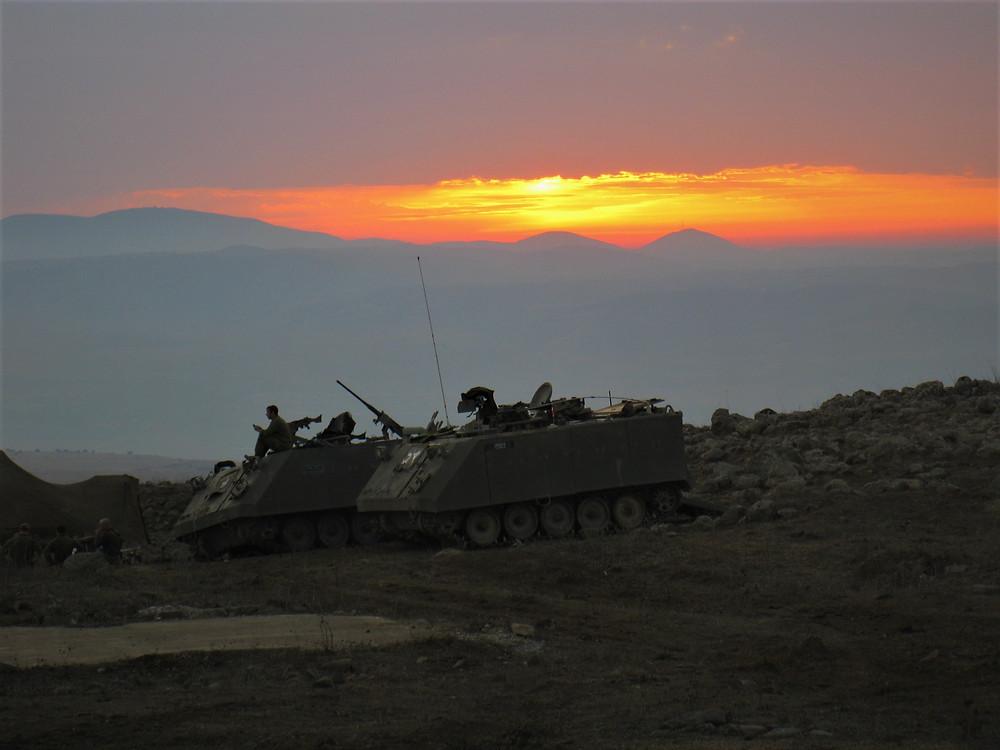 מלחמת לבנון השניה - שקיעה