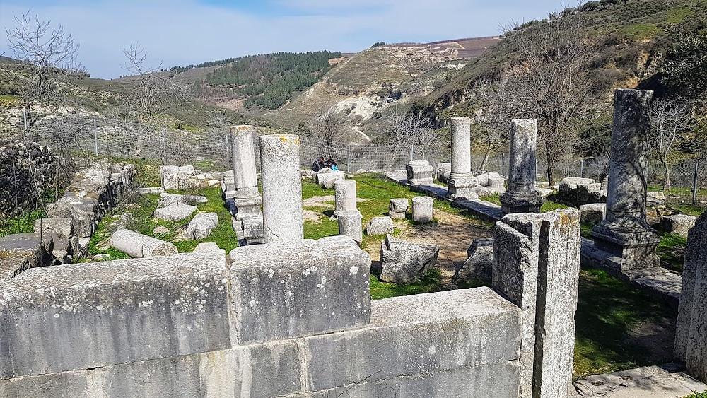 בית הכנסת העתיק של הישוב הקדום גוש חלב