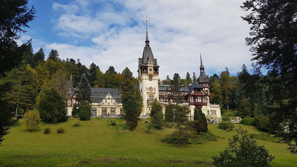 ארמון פלש בסינאיה רומניה