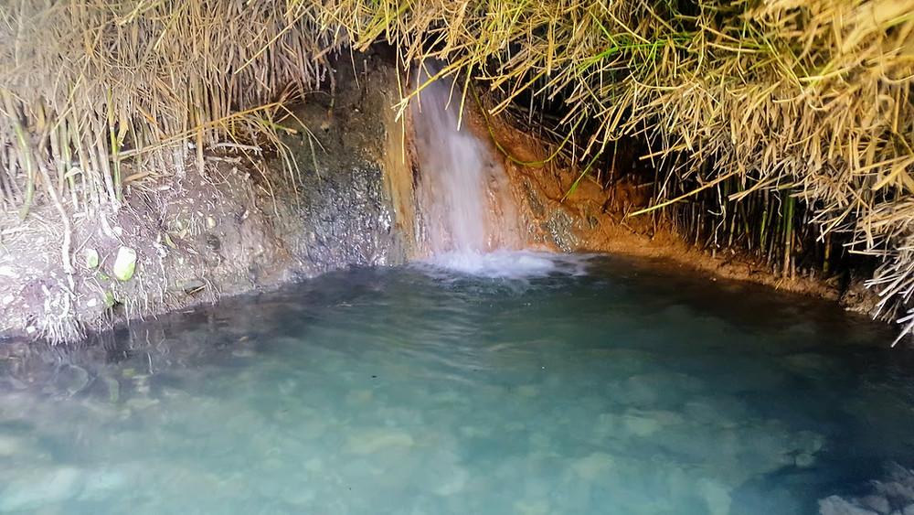 עין אביאל טיול מים קרוב למרכז