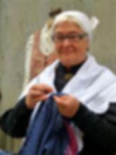 Gloria Sukia Euskal Jantziak