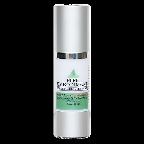 Pure Embodiment - 250mg CBD Misting Spray