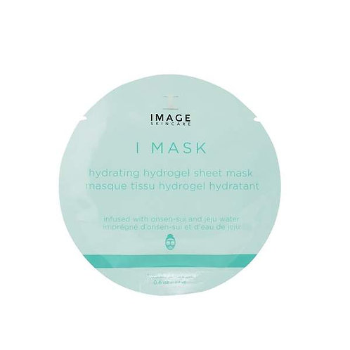 I MASK Hydrating Hydrogel Sheet Mask (single)  1 masks 0.6oz (17g x 1)