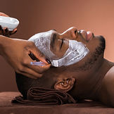 mens spa tretament Facials & Beyond Hous