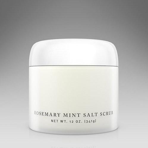 Botanical Blends Rosemary Salt Scrub