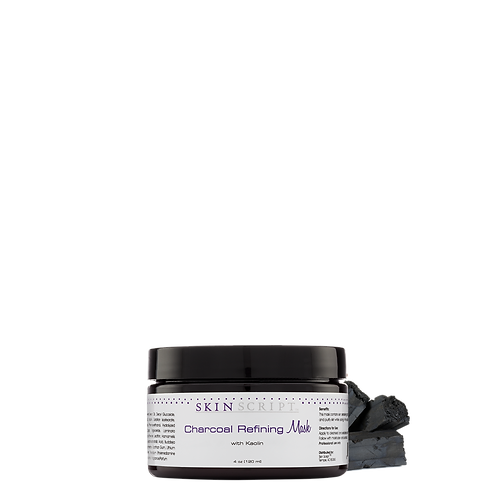 Charcoal Refining ClayMask