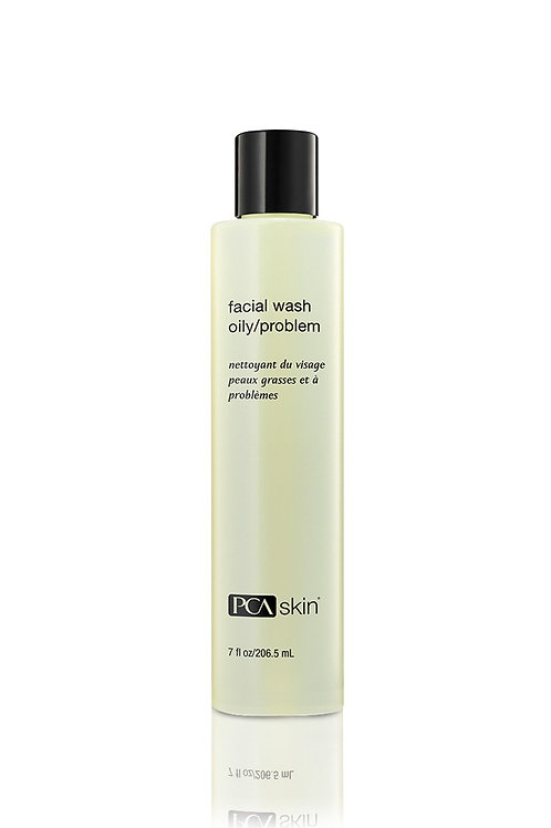 PCA Facial Wash Oily/Problem Skin 7oz