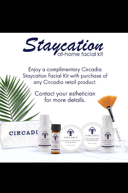 Staycation At-Home Facial Kit
